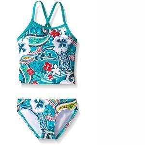 Kanu Surf Melanie 2-pc Banded Tankini Swimsuit